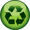 Commingled Recycling icon